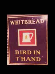 Whitbread pub sign